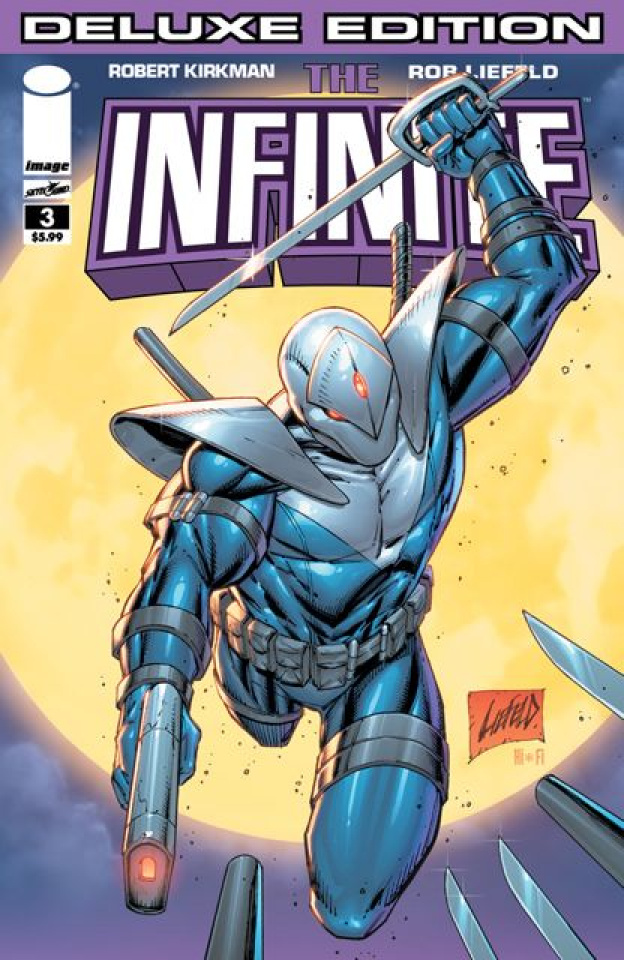 The Infinite #3 (Deluxe Edition)