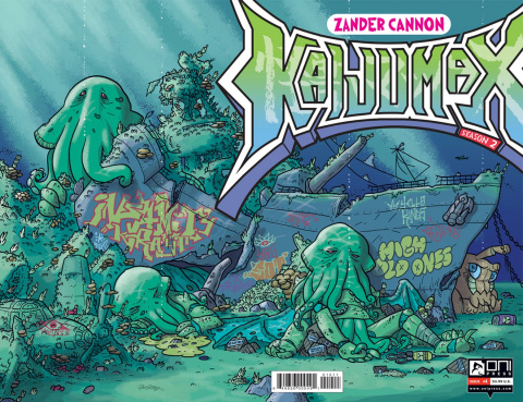Kaijumax, Season 2 #4
