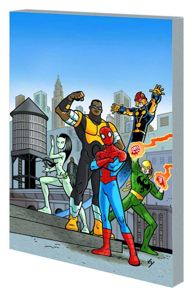 Marvel Universe: Ultimate Spider-Man Vol. 3