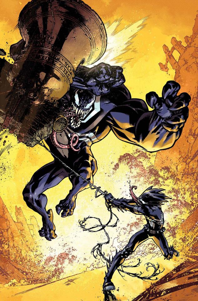 Venom: Space Knight #13