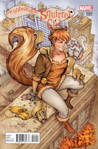 The Unbeatable Squirrel Girl #1 (Oum Cover)