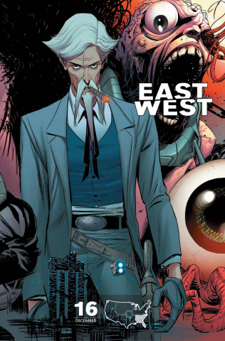 East of West #16 (Union Cover)