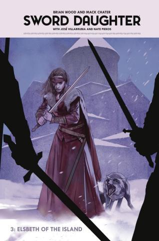 Sword Daughter Vol. 3: Elsbeth of Island