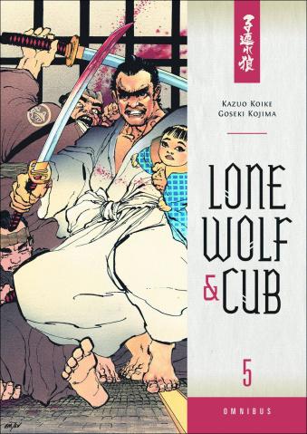 Lone Wolf & Cub Vol. 5