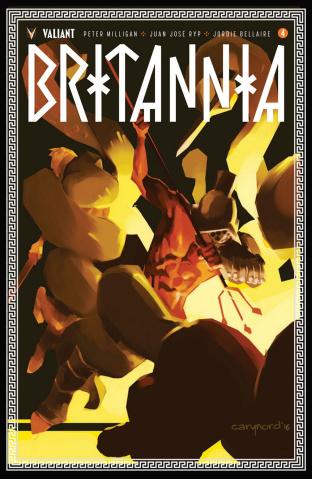 Britannia #4 (Nord Cover)