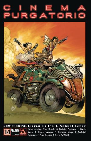 Cinema Purgatorio #14 (Modded Cover)