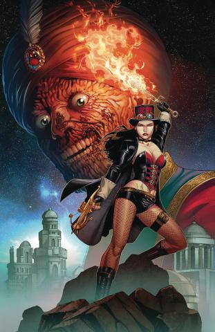 Van Helsing: The Sword of Heaven #6 (Chen Cover)