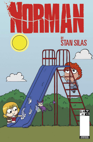Norman: The First Slash #5 (Smith Cover)