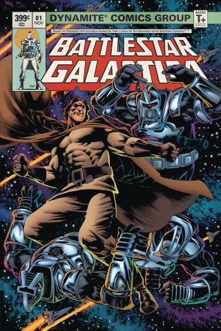 Battlestar Galactica Classic #1 (Jones Cover)