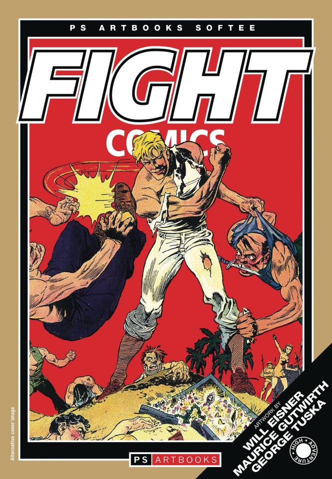 Golden Age Classics: Fight Comics Vol. 1