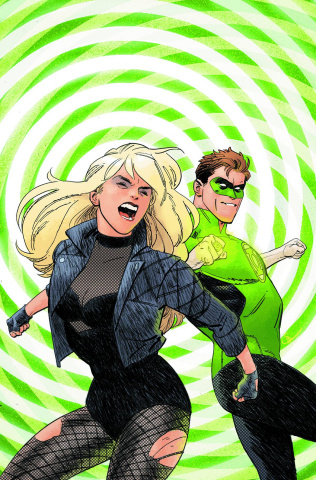 Black Canary #4 (Green Lantern 75th Anniversary Cover)