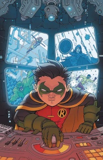Teen Titans #5 (Variant Cover)