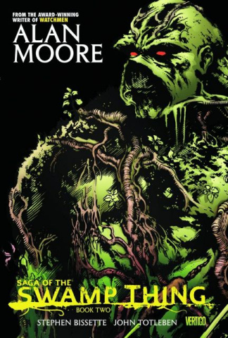 The Saga of the Swamp Thing Book 2