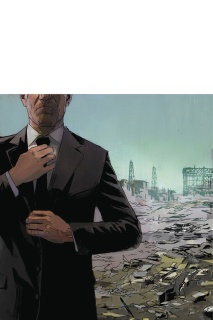 James Bond: Black Box #5 (20 Copy Reardon Virgin Cover)