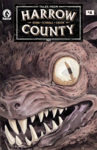 Tales From Harrow County: The Fair Folk #4 (Schnall Cover)