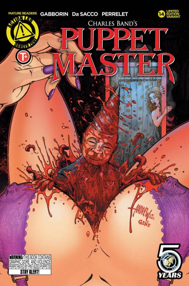 Puppet Master #14 (Kill Cover)
