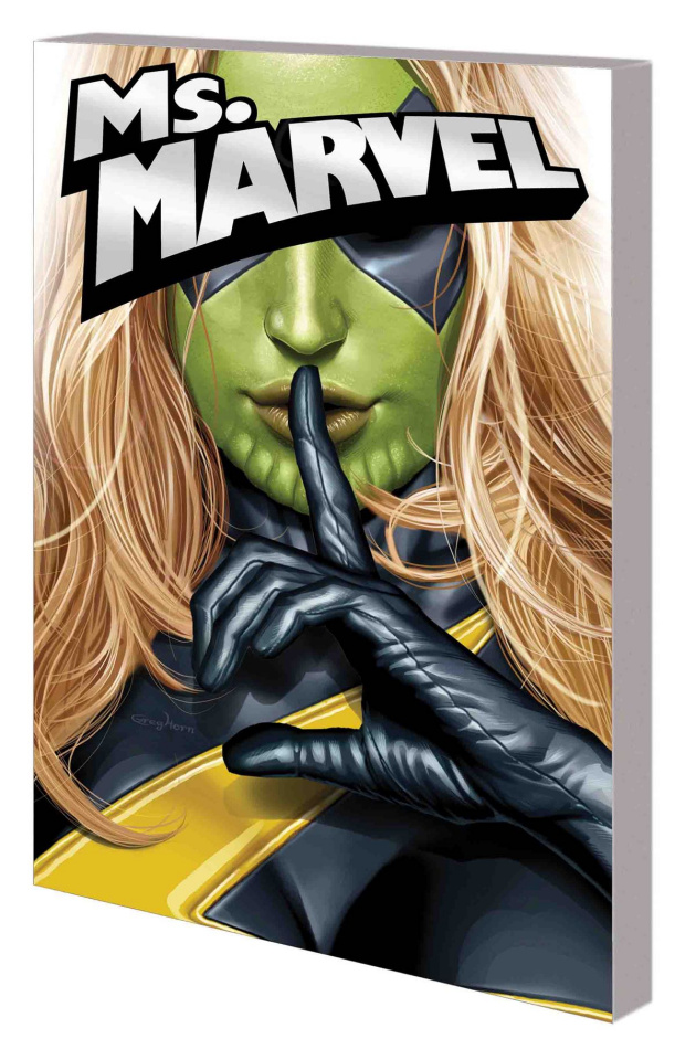 Captain Marvel: Carol Danvers Vol. 2: The Ms. Marvel Years