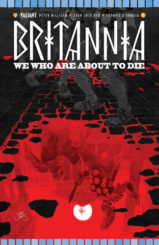 Britannia: We Who Are About to Die #4 (10 Copy Jones Cover)
