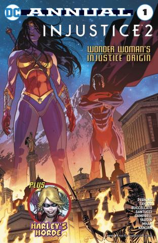 Injustice 2 Annual #1