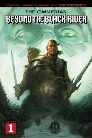 The Cimmerian: Beyond the Black River #1 (Clara Tessier Cover)