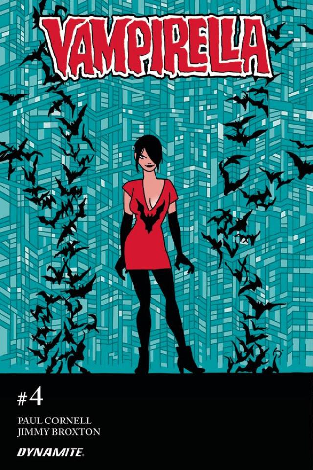 Vampirella #4 (Pulido Cover)