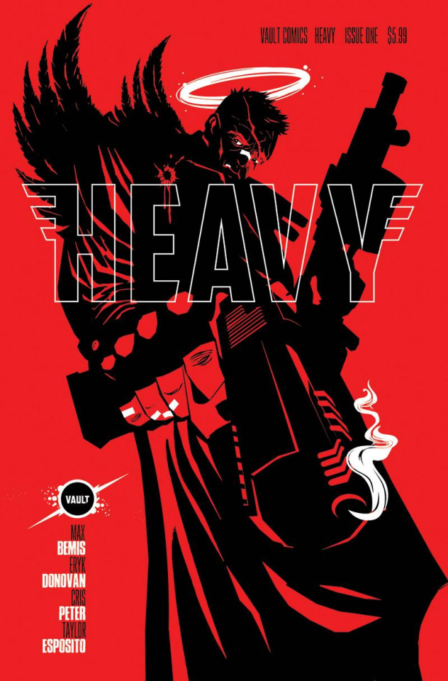 Heavy #1 (Daniel Cover)