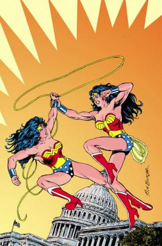 DC Retroactive: Wonder Woman - The 80's #1