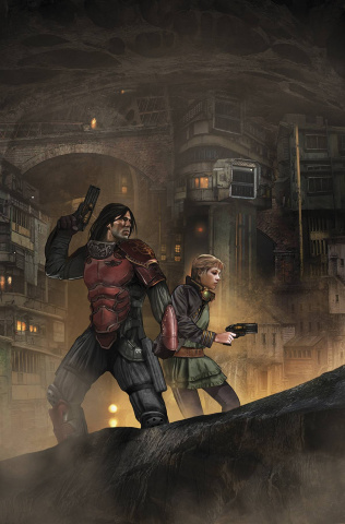 Lantern City #4