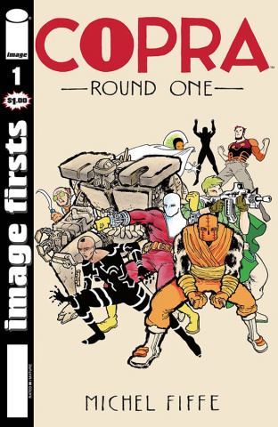 Copra #1 (Image Firsts)