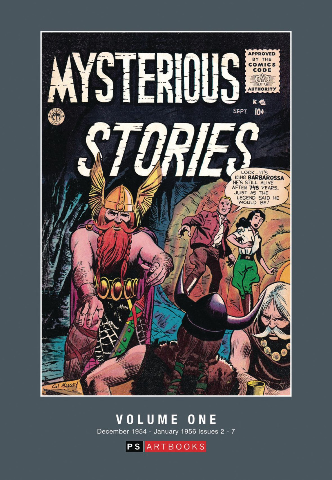 Mysterious Stories Vol. 1
