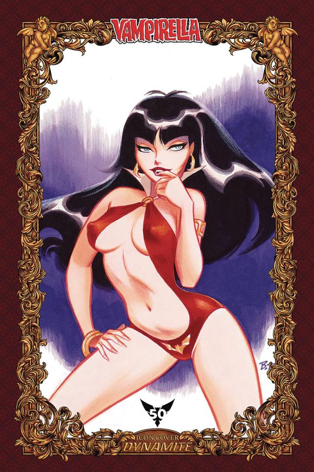 Vampirella #9 (75 Copy Timm Icon Cover)