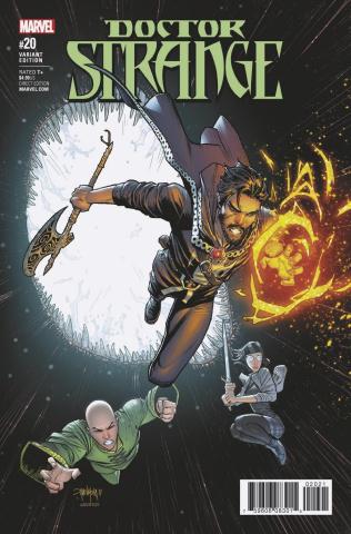 Doctor Strange #20 (Mora Cover)