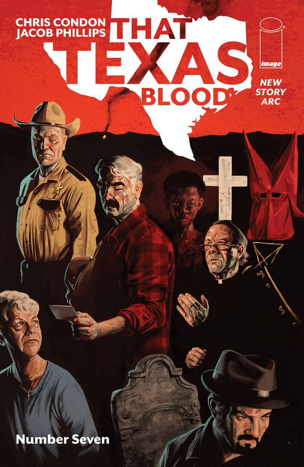 That Texas Blood #7 (Phillips Cover)
