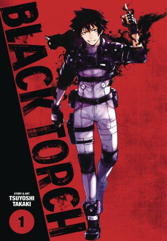 Black Torch Vol. 1
