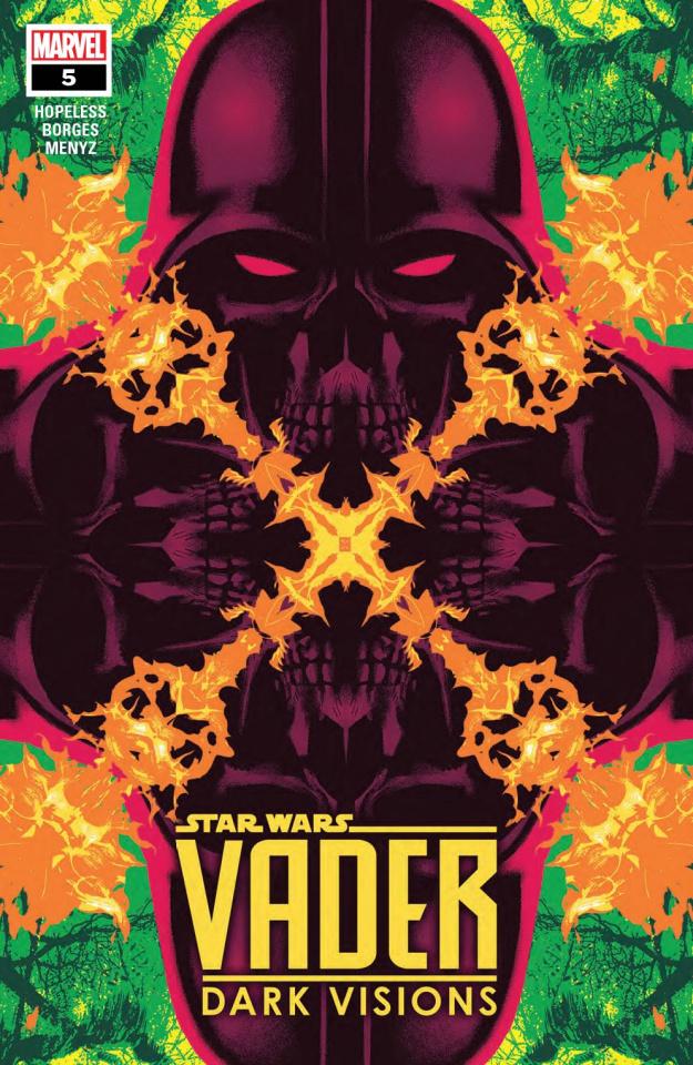 Star Wars: Vader - Dark Visions #5