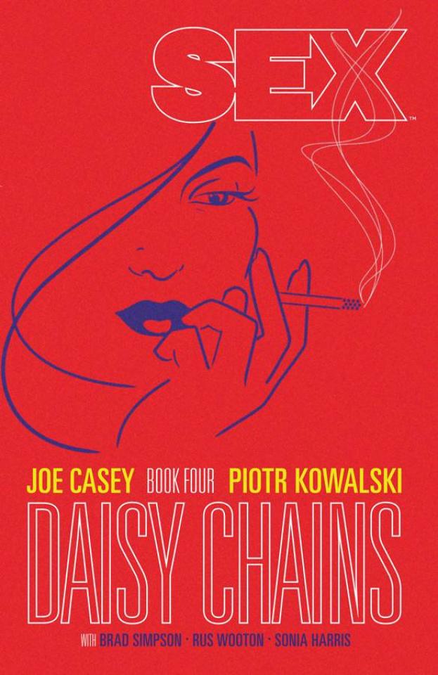 Sex Vol. 4: Daisy Chains