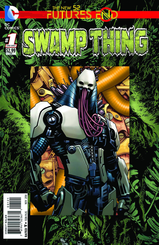 Swamp Thing: Future's End #1 (Standard Cover)