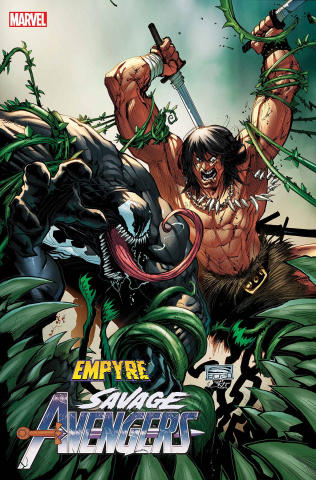 Empyre: Savage Avengers #1 (Sandoval Cover)