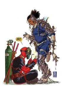 Deadpool #32