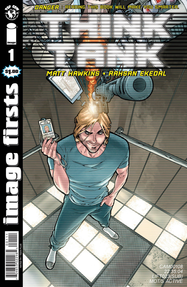 Think Tank #1 (Image Firsts)