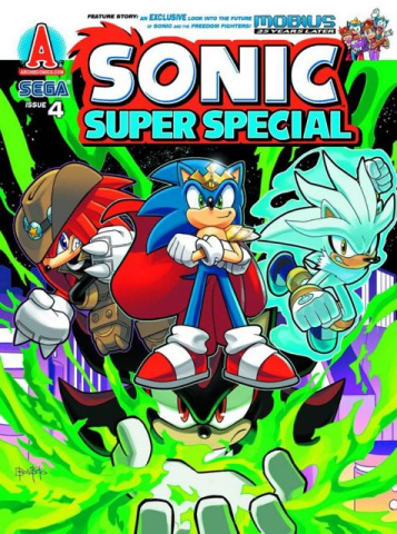 Sonic Super Special #4