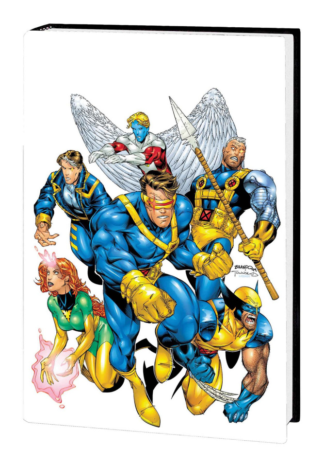 X-Men vs. Apocalypse: The Twelve (Omnibus)