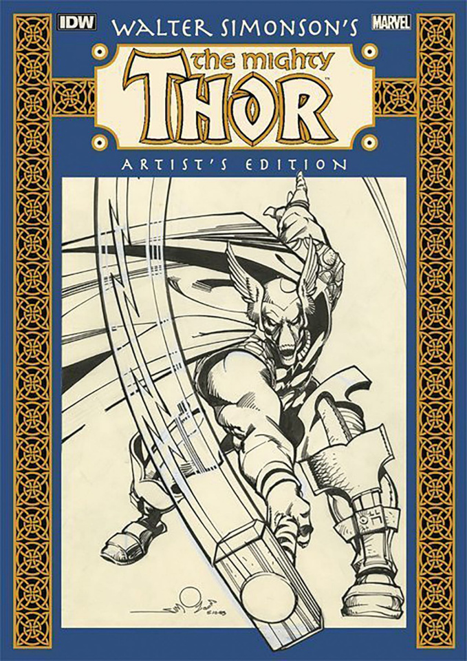 Walter Simonson's Mighty Thor Artist's Edition