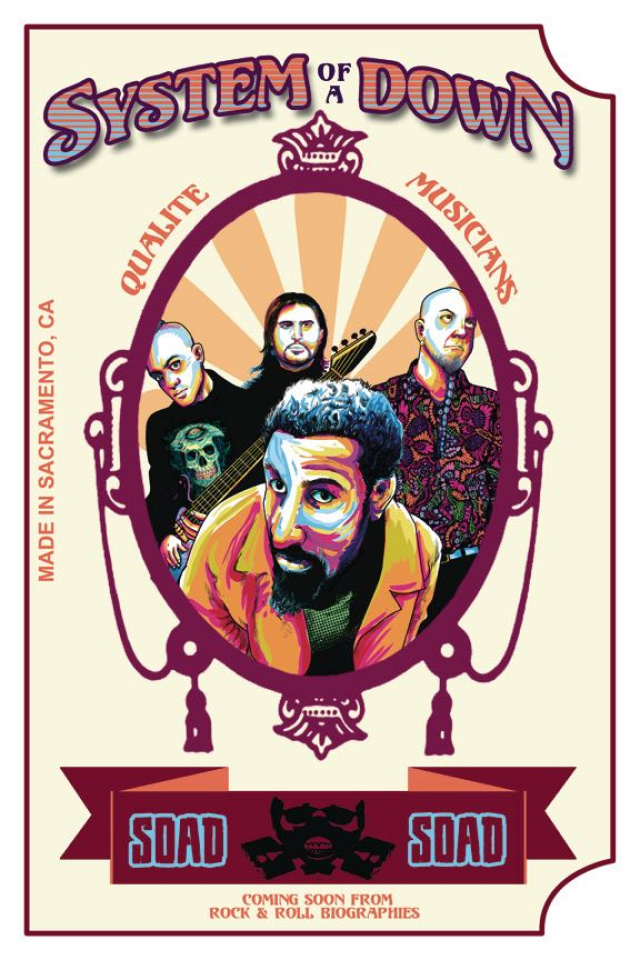 Rock & Roll Biographies: System of a Down