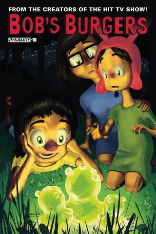 Bob's Burgers #11 (Ashworth Cover)