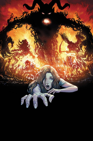 Grimm Fairy Tales: Satan's Hollow #5 (Kivela Cover)