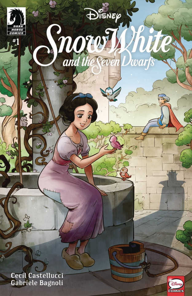 Snow White and the Seven Dwarfs #1