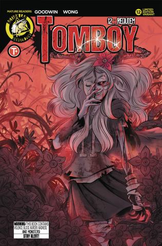 Tomboy #12 (Goodwin Cover)