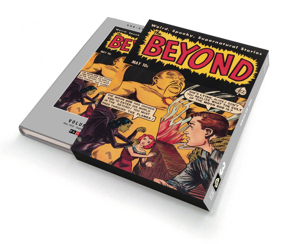 The Beyond Vol. 3 (Slipcase Edition)