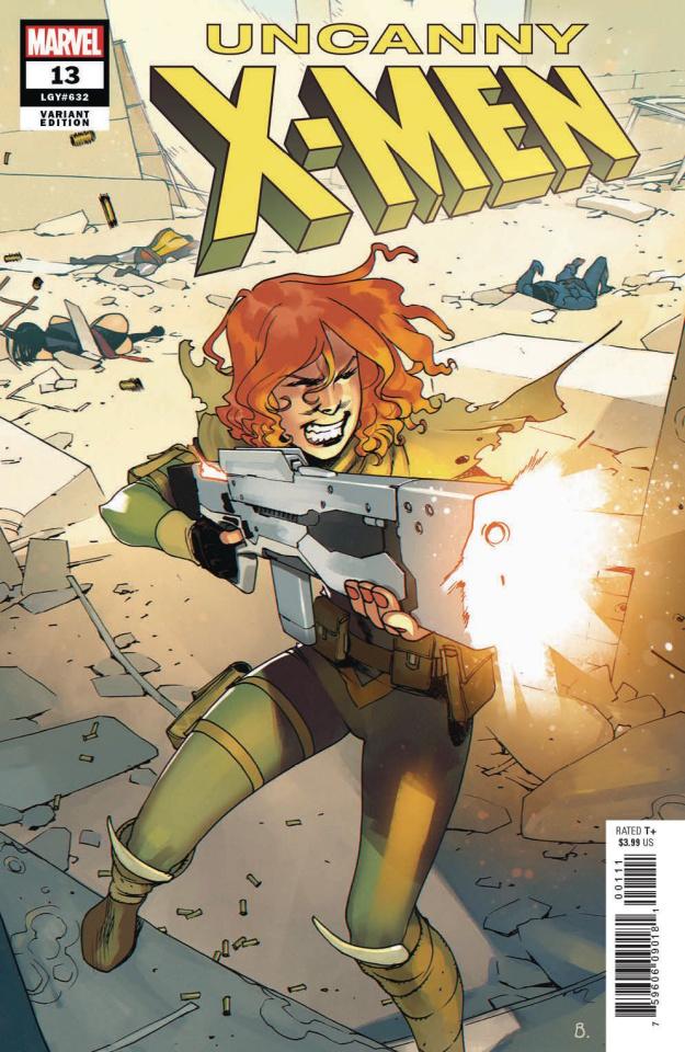 Uncanny X-Men #13 (Bengal Character Cover)